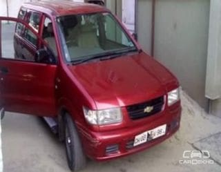 2007 Chevrolet Tavera ELITE LT L1 7 Seats BSII