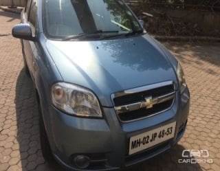 2008 Chevrolet Aveo 1.6 LT Option Pack