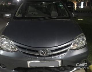 2014 Toyota Etios GD Safety