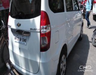 2015 Chevrolet Enjoy Petrol LT 8 Seater