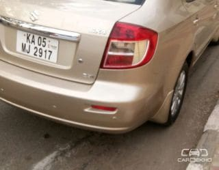 2010 Maruti SX4 ZXI AT Leather