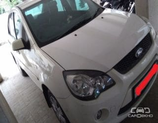 2010 Ford Fiesta EXi 1.4 TDCi Ltd
