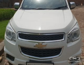 2016 Chevrolet Trailblazer LTZ 4X2 AT
