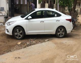 2017 Hyundai Verna VTVT 1.6 SX Option