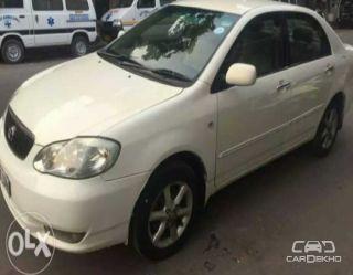 2004 Toyota Corolla H2