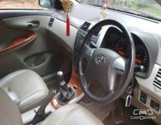 2010 Toyota Corolla Altis G