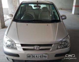 2007 Hyundai Getz GLS