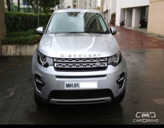 2016 Land Rover Discovery Sport TD4 HSE