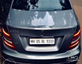 2012 Mercedes-Benz New C-Class C 200 CGI Avantgarde