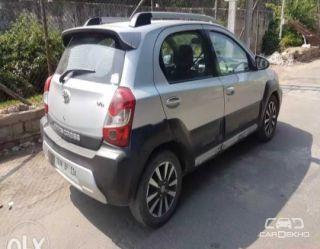 2014 Toyota Etios Cross 1.4L VD