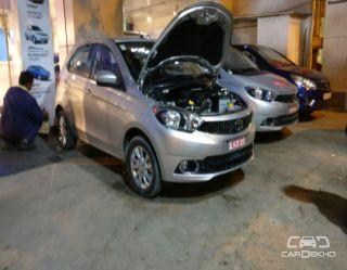 2017 Tata Tiago AMT 1.2 Revotron XZA
