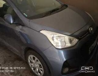 2017 Hyundai Grand i10 1.2 Kappa Sportz Option