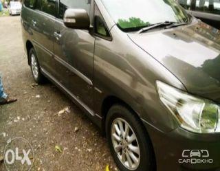 2012 Toyota Innova 2.5 EV (Diesel) MS 8 Seater BS IV