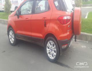 2015 Ford Ecosport 1.0 Ecoboost Titanium