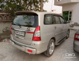 2013 Toyota Innova 2.5 VX (Diesel) 7 Seater BS IV
