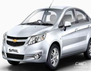 2015 Chevrolet Sail 1.3 LS