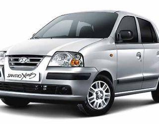 2005 Hyundai Santro Xing XL eRLX Euro II