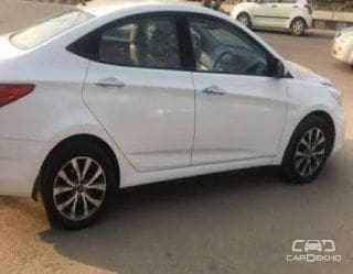 2016 Hyundai Verna 1.6 CRDI AT SX Option