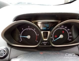 2017 Ford EcoSport 1.5 Diesel Titanium