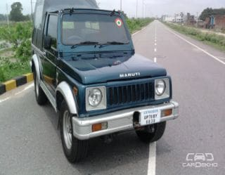 1999 Maruti Gypsy King Soft Top