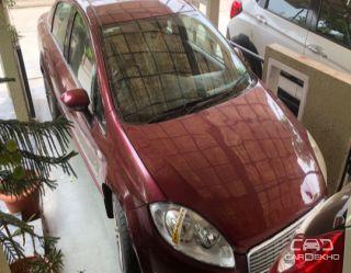 2009 Fiat Linea Emotion Pack (Diesel)