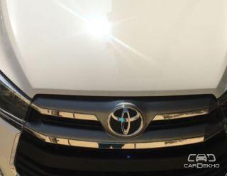 2017 Toyota Innova Crysta 2.4 VX MT 8S