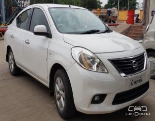 2011 Nissan Sunny 2011-2014 XV