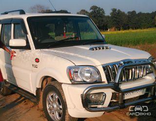 2014 Mahindra Scorpio VLX 4WD AIRBAG BSIV