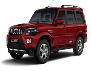 2009 Mahindra Scorpio VLX 2WD BSIV