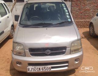 2005 Maruti Wagon R LX BSII