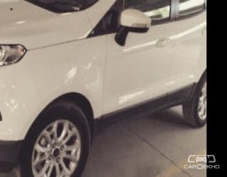 2015 Ford EcoSport 1.5 Ti VCT AT Titanium