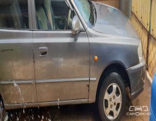 2000 Hyundai Accent GLX