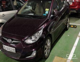 2012 Hyundai Verna 1.6 VGT CRDi