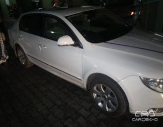 2009 Skoda Superb 2.0 TDI PD