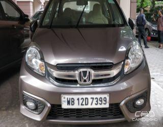2016 Honda Amaze VX CVT i-VTEC