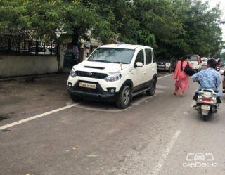 2017 Mahindra NuvoSport N6 AMT