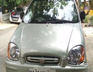 2003 Hyundai Santro AT