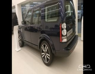 2016 Land Rover Discovery 4 SDV6 HSE