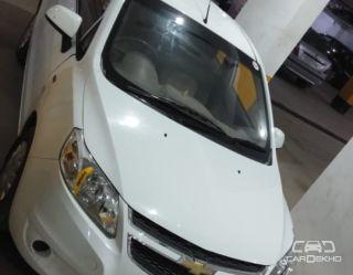 2015 Chevrolet Sail Hatchback 1.2 LS ABS