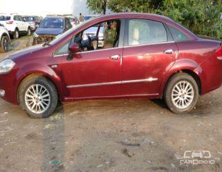 2009 Fiat Linea T-Jet Emotion