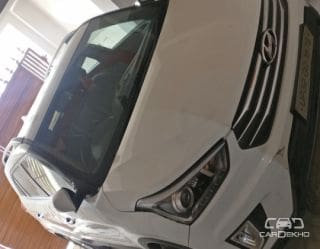2015 Hyundai Creta 1.6 SX Plus Dual Tone Petrol