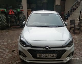Hyundai i20 Petrol Asta Option