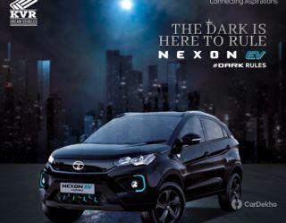 Tata Nexon EV XZ Plus Dark Edition