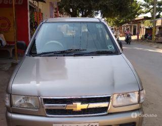 Chevrolet Tavera B2-7 seats BSIII