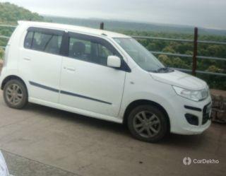 Maruti Wagon R AMT VXI Plus Option