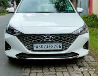 Hyundai Verna SX
