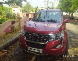 Mahindra XUV500 W11 Option BSIV