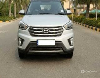 Hyundai Creta 1.6 VTVT AT SX Plus