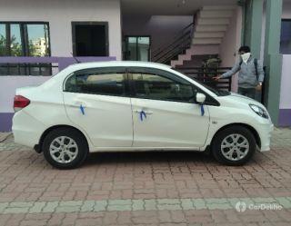 Honda Amaze E i-Dtech