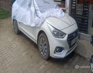Hyundai Verna CRDi 1.6 EX